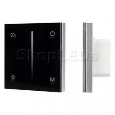 Панель Sens SMART-P42-DIM Black (230V, 0/1-10V)