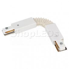 Коннектор гибкий LGD-2TR-CON-FLEX-WH (C)