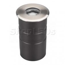 Светильник ART-GROUND-ZOOM-R80-8W Warm3000 (SL, 15-50 deg, 24V)