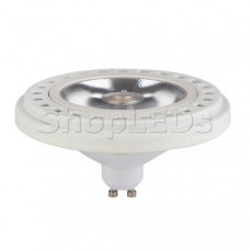Лампа AR111-UNIT-GU10-15W-DIM Day4000 (WH, 24 deg, 230V)