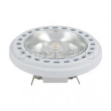 Лампа AR111-UNIT-G53-15W- Warm3000 (WH, 24 deg, 12V)