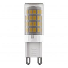 940464 Лампа LED 220V JC G9 6W=60W 492LM 360G FR 4200K 20000H (в комплекте)