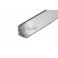 Угловой алюминиевый профиль AN-P314 (БЕЗ ЭКРАНА)