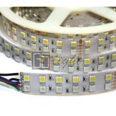 Открытая светодиодная лента SMD 5050 120LED/m IP33 24V RGB+Day White