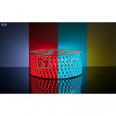Герметичная светодиодная лента SMD 5050 60led/m 220V IP67 RGB