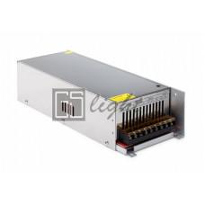 Блок питания для светодиодных лент 12V 800W IP20